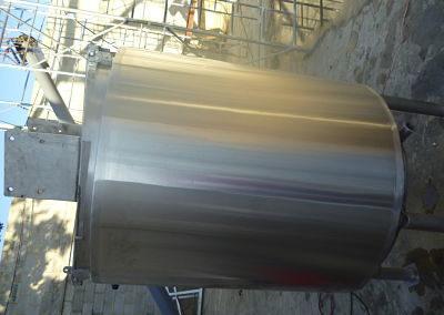 Fabricación de tanques (7)