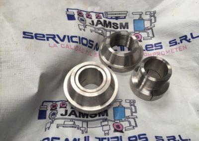 Fabricación de piezas industriales (50)