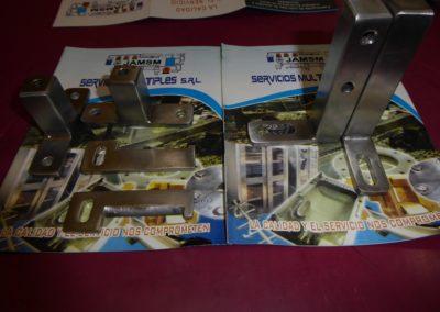 Fabricación de piezas industriales (76)