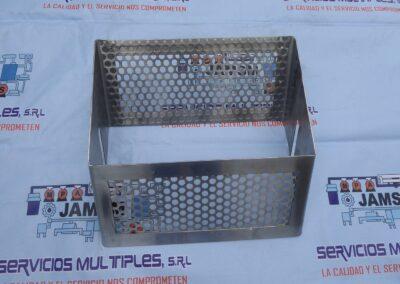 Fabricación de piezas industriales, JAMSMSRL